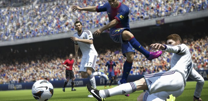 The Tricks to master free-kicks in FIFA 15