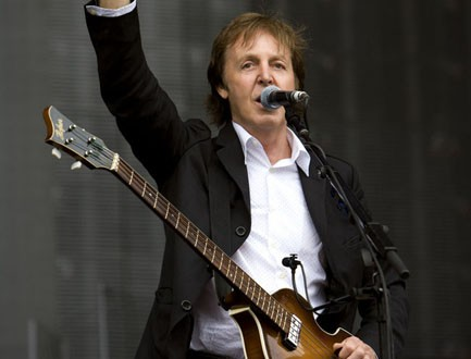 "Paul McCartney To ""Destiny"" Sing A New Song"