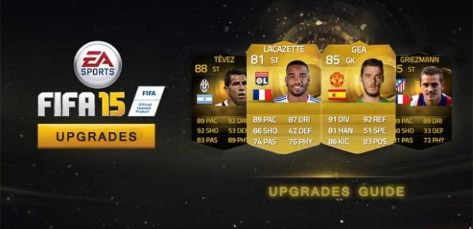 Tips of Ultimate Team on FIFA 15