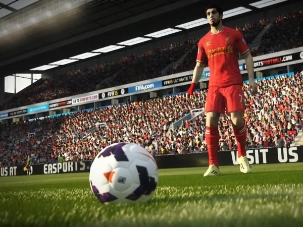EA servers, Down, FIFA 15