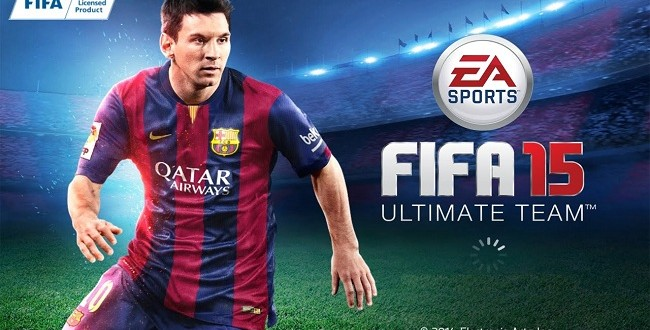 A chance to get FIFA 15 copies signed by Cesar Azpilicueta