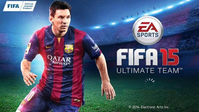 FIFA 15 copies