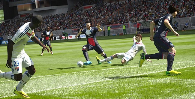 Good news for FIFA 15 fans, becoming the first fox fans league champion