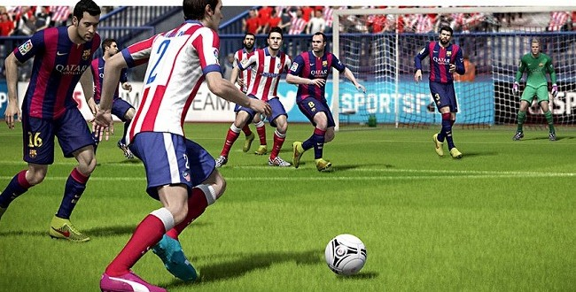 FIFA 15 was affected by PSN down