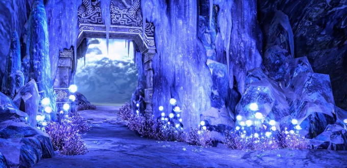 Silverfrost Mountains Dungeon Preview of Blade & Soul