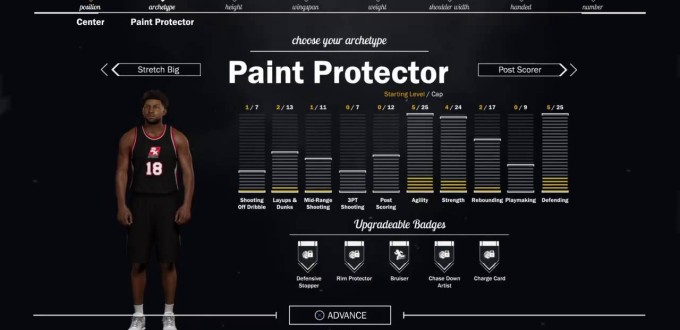 NBA 2K17 Tips For Paint Protector