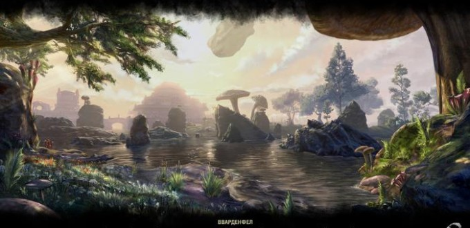 A Launch Teaser For The Elder Scrolls Online: Morrowind
